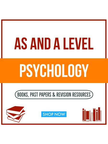 AS & A Level Psychology