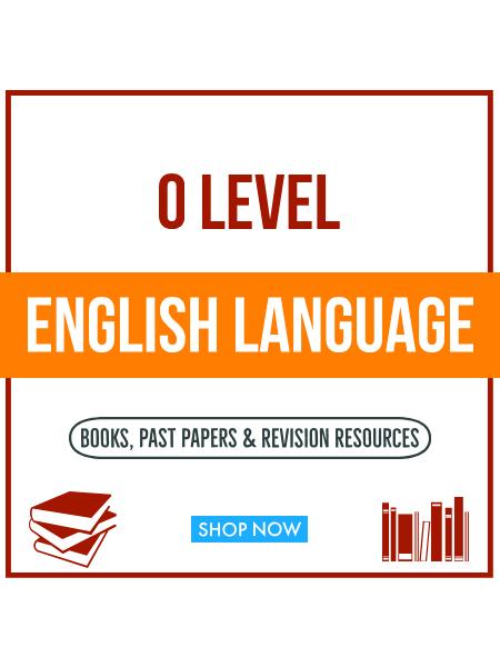 O Level English