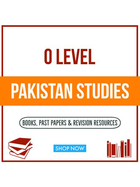 O Level Pakistan Studies