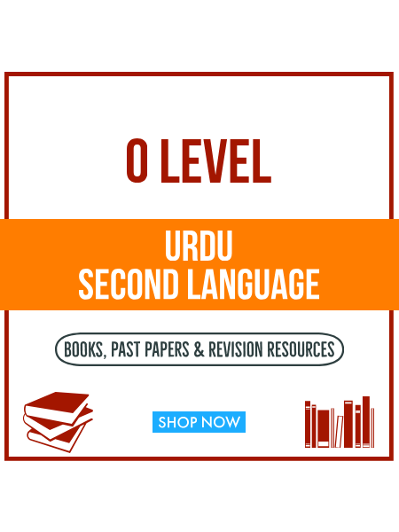 O Level Urdu as a Second Language