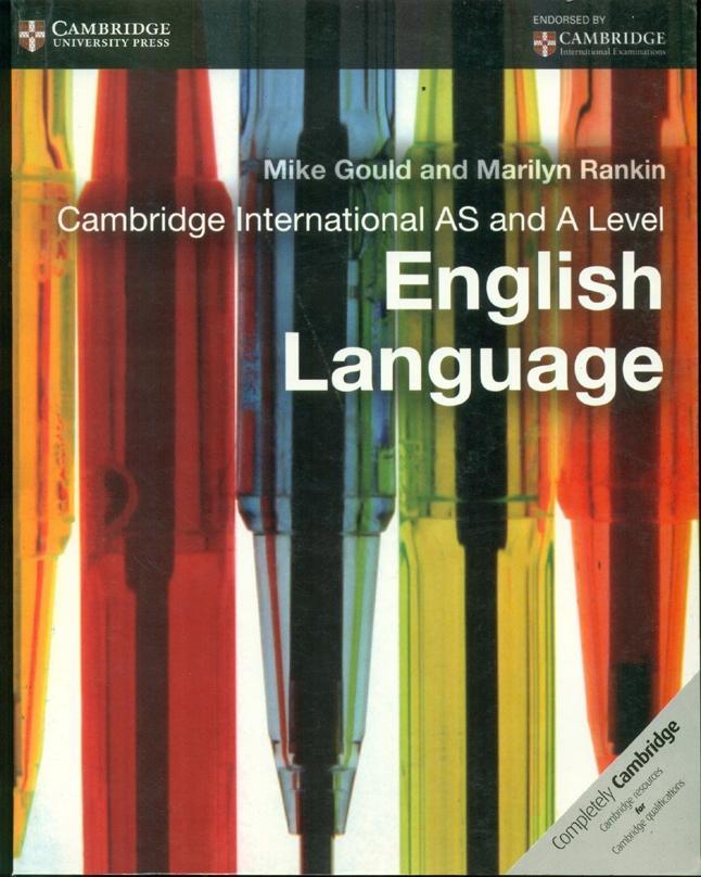 As level english language coursework help