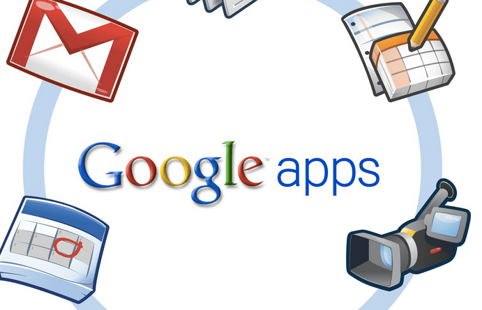 Google Apps for Eduation