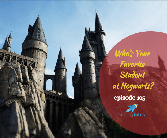 105: Who's Your Favorite Student at Hogwarts?
