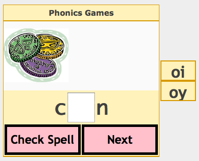 Oy And Oi Phonics Games And Worksheets Oi And Oy Sound