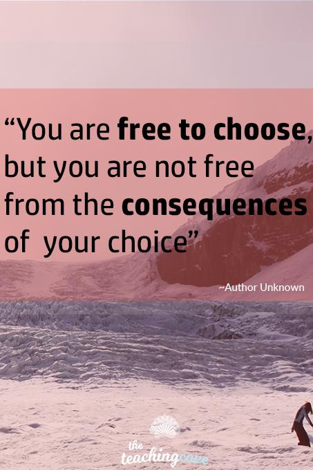 Motivational Monday - Freedom of Choice