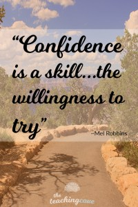 Motivational Monday Confidence