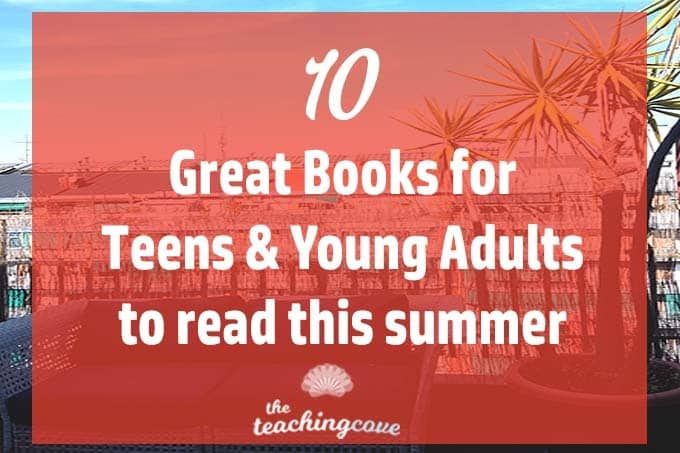10 Great Books for Teens featured