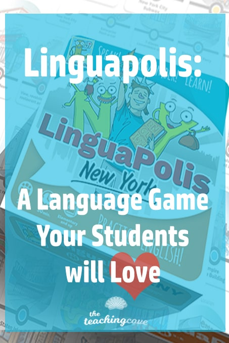 Linguapolis English Language Game