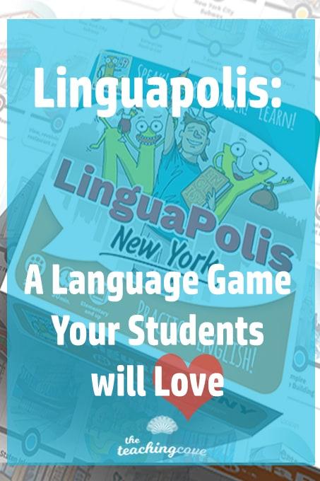 Linguapolis English Language Game