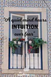 Motivational Monday 30 - Intuition