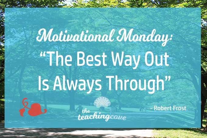 Motivational Monday 46 featured - Discipline