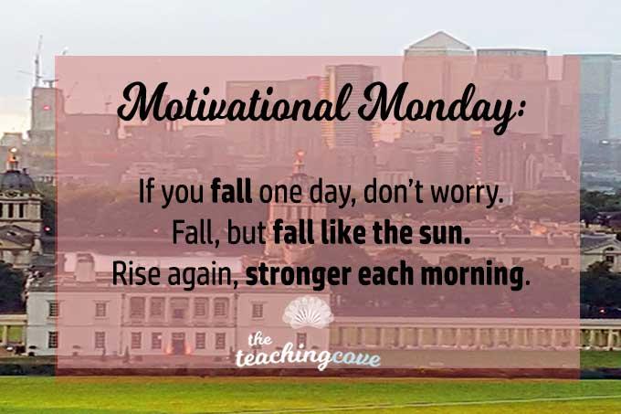 Motivational Monday 47 featured - Failure