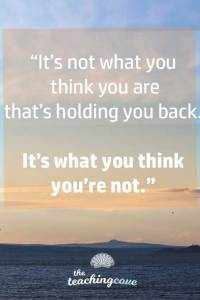 Motivational Monday 51 - Who You Think You Are
