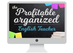 Profitable Organized English Teacher