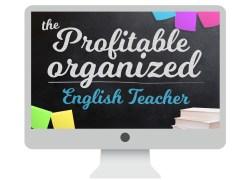 Profitable Organized English Teacher