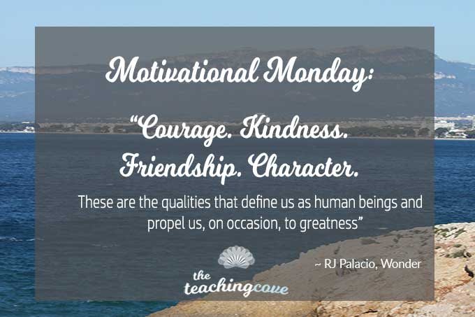 Motivational Monday 64 Greatness Character featured