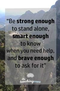 Motivational Monday 65 Ask for Help