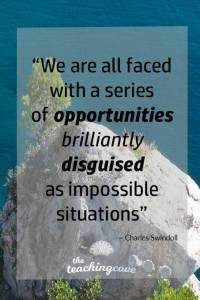 Motivational Monday 66 Opportunity