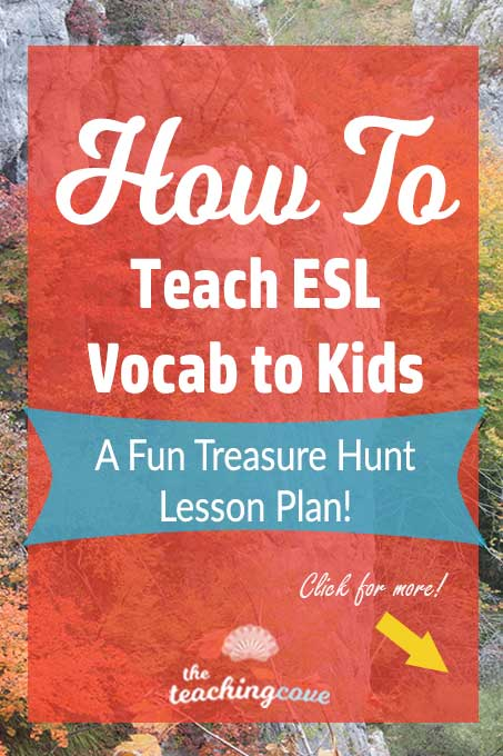 How To Teach ESL Vocabulary For Kids