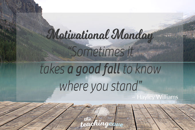 Motivational Monday 89 Defeat featured