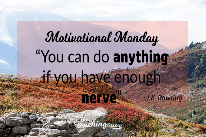 Motivational Monday 102 Dare featured