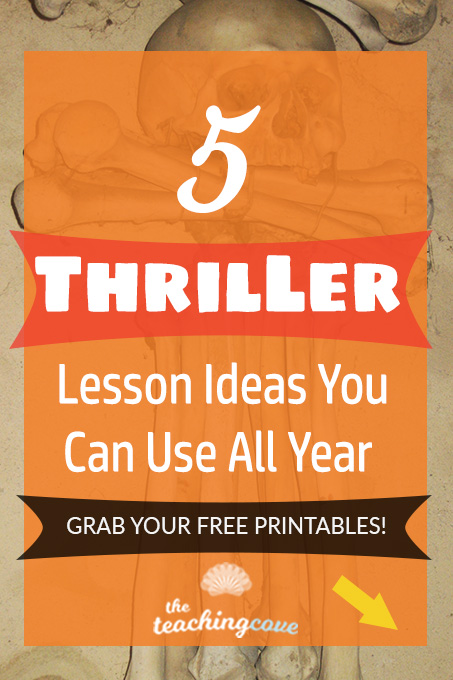 5 Thriller ESL Lesson Plans To Use All Year - The Teaching Cove