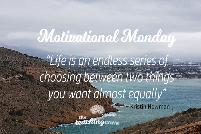 Motivational-Monday-Choices