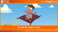Ali and the magic carpet | TeachingEnglish | British ...