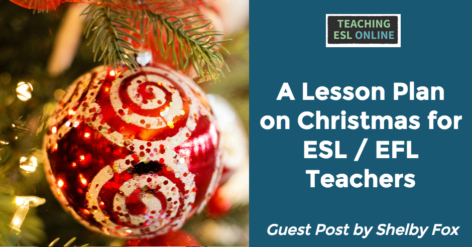 christmas lesson plan for