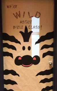 door decoration  TeachingHelp.org