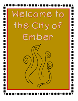 The City of Ember Novel Study