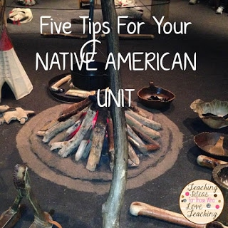 Five tips for teaching Native American lessons