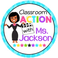 Classroom Action with Ms. Jackson