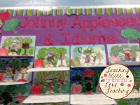 Johnny Appleseed Pop Up Books