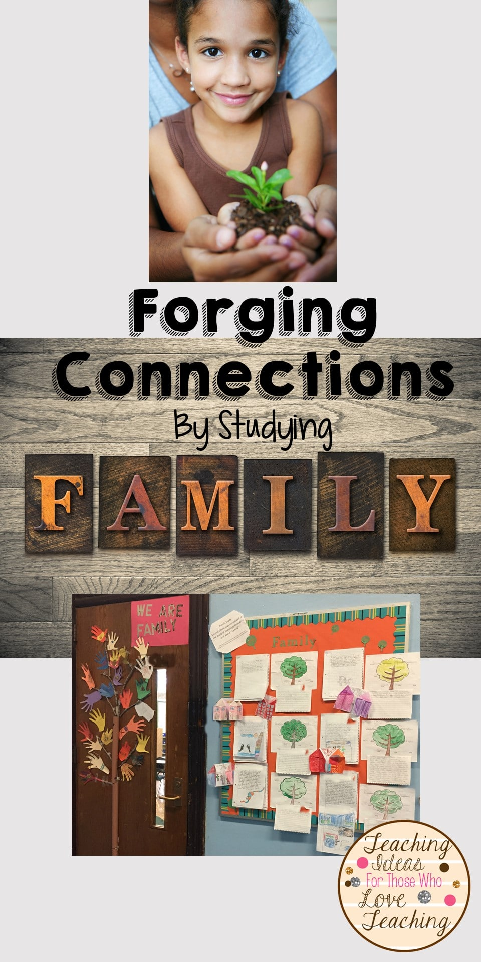 Forging Connections By Studying Family