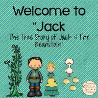 Welcome to Jack - An Altered Fairy Tales Novel Study Guide