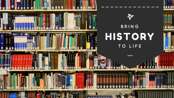 Bring History To Life With Informational Texts
