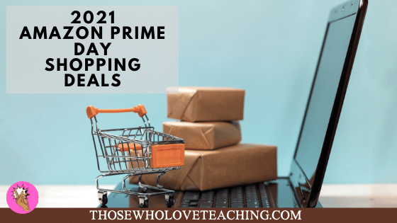 2021 Amazon Prime Day Shopping Deals