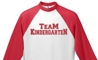 Team Kindergarten Shirt