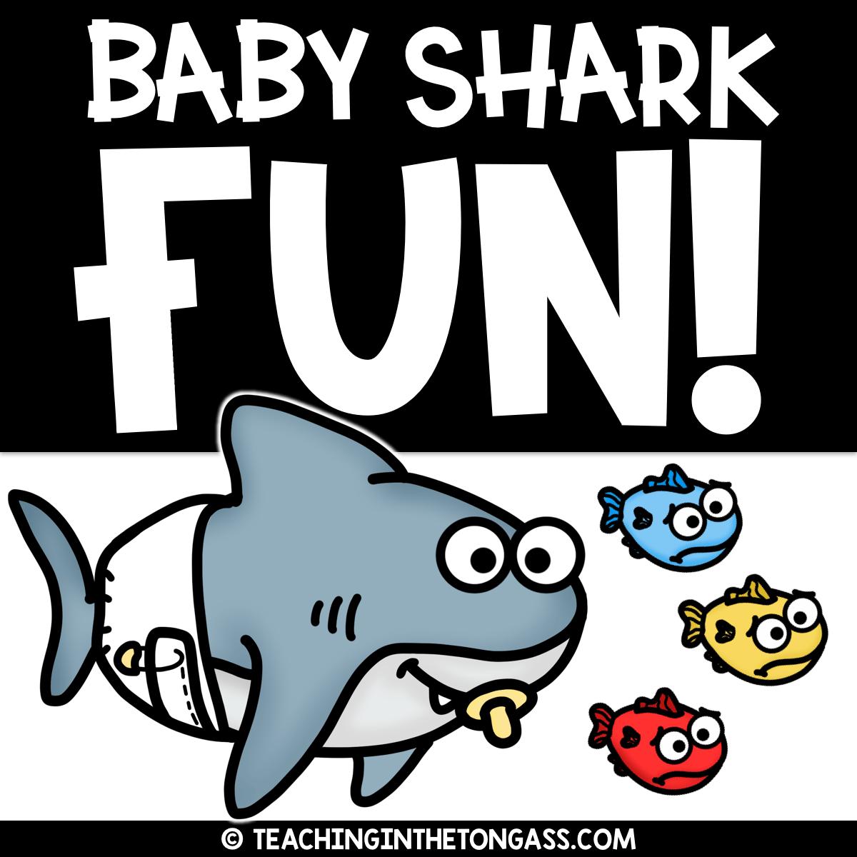 Baby Shark Activities