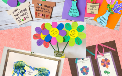 14 Adorable Mother's Day Gifts and Crafts From Your Little Ones