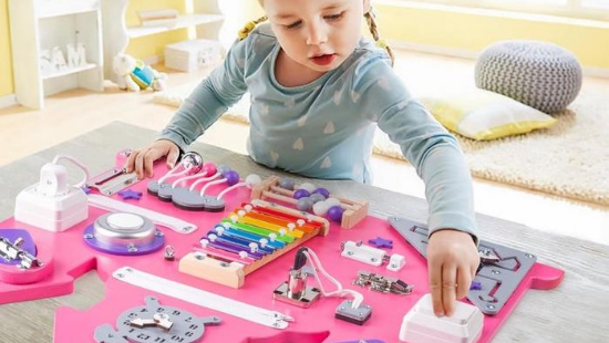 11 Toddler Busy Board Ideas Your Child Will Love!
