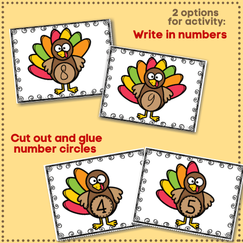 This simple counting activity teaches kids one-to-one correspondence while counting and improves fine and visual motor skills.