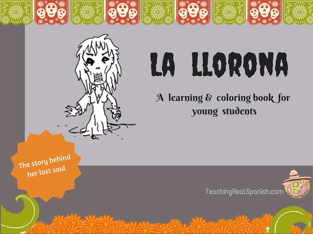 la llorona book in english pdf