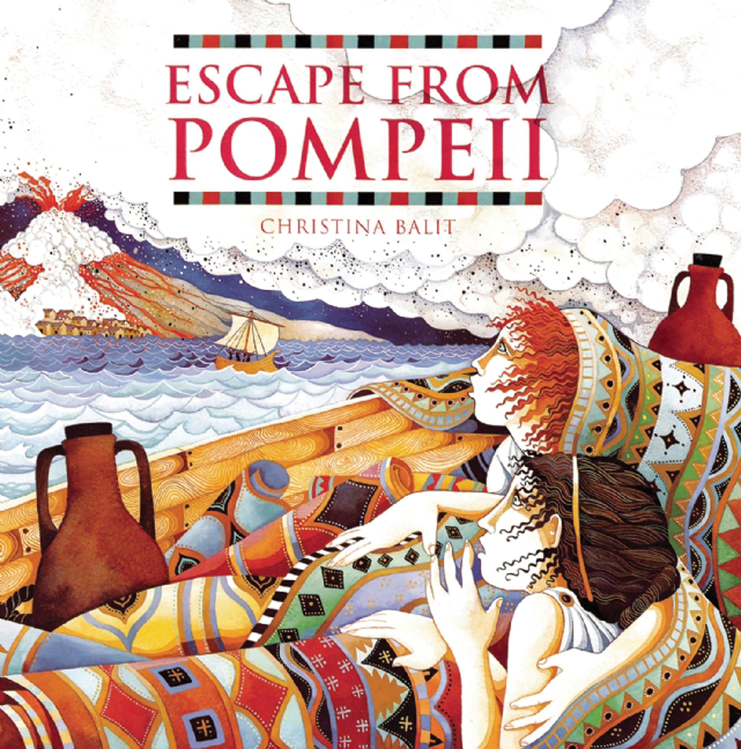 Escape From Pompeii