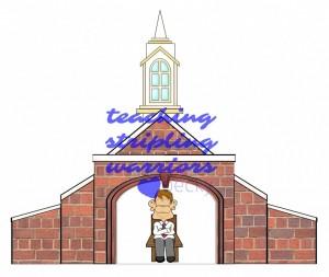 church example prayer wm