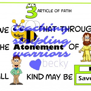 3rd Article of Faith 1 wm