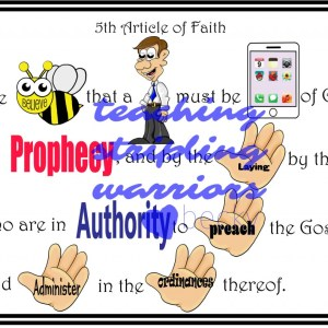 5th Article of Faith example wm