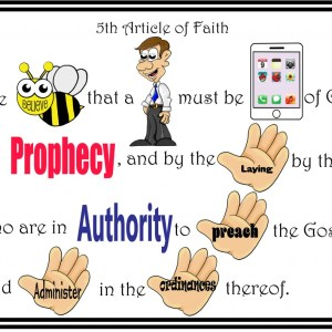 5th Article of Faith example