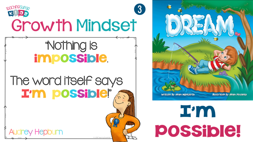 Growth Mindset the power of possible